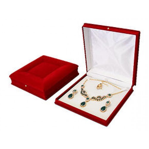3011 Large Velvet Set Box