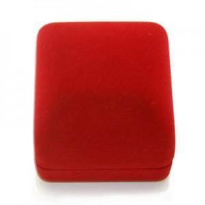 3002 - SquareRing Velvet Boxes