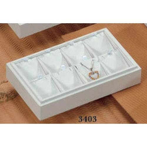 3403 - 3400 White Trays