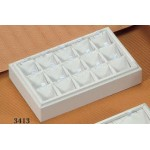 3413 - 3400 White Trays