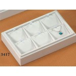 3417 - 3400 White Trays